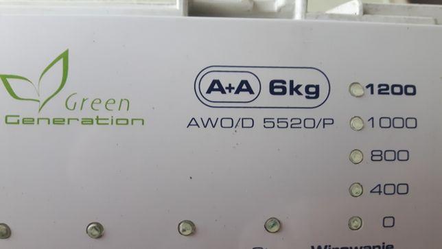 Silnik do pralki Whirlpool AWO/D 5520/P