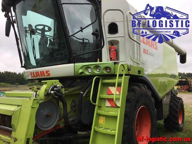 Зерноуборочный комбайн CLAAS Lexion 750 2012 года