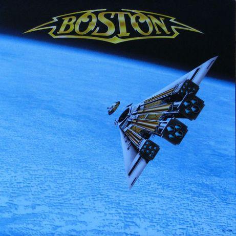 Boston – Third Stage, 1986, MCA Records , Vinyl