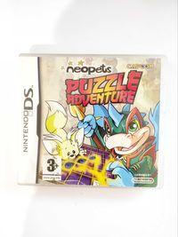 Puzzle Adventure Nintendo DS