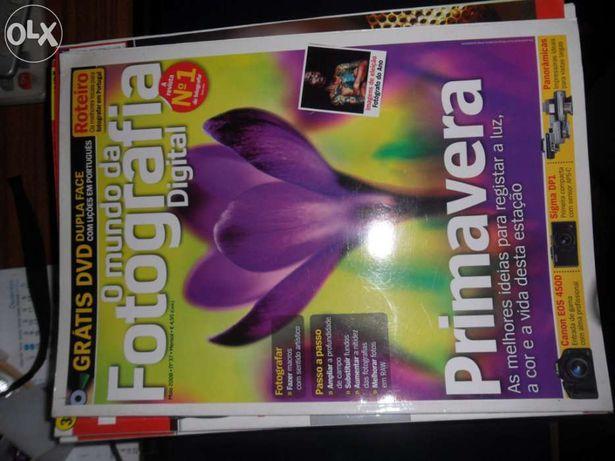 Revista O Mundo da Fotografia Digital