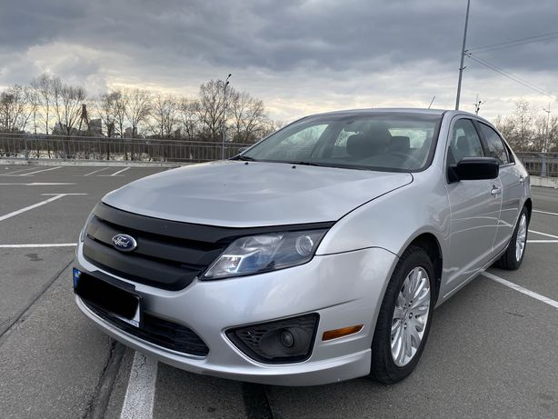Ford Fusion 2011 USA