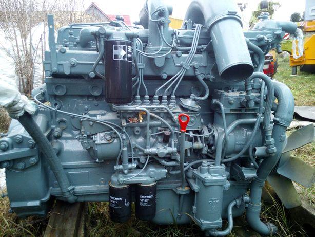 Silnik DAF o mocy 230 KM zamiana