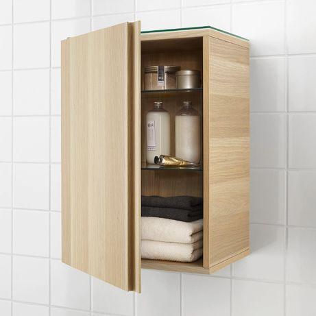 IKEA GODMORGON Szafka ścienna z drzwiami