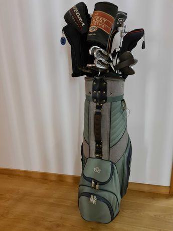 22 tacos de golfe com saco