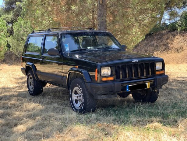 Cherokee XJ Sport