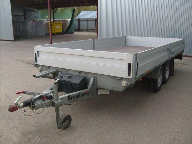 Przyczepa Brenderup 5420 DMC 2500kg