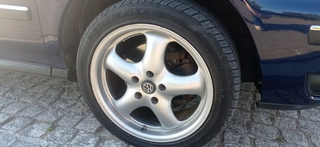 Koła felgi r17 5x112 VW audi seat skoda zamiana na 16