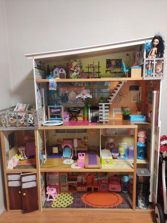 Кукольный дом , дом для кукол