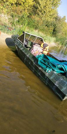 Лодка крым honda 50