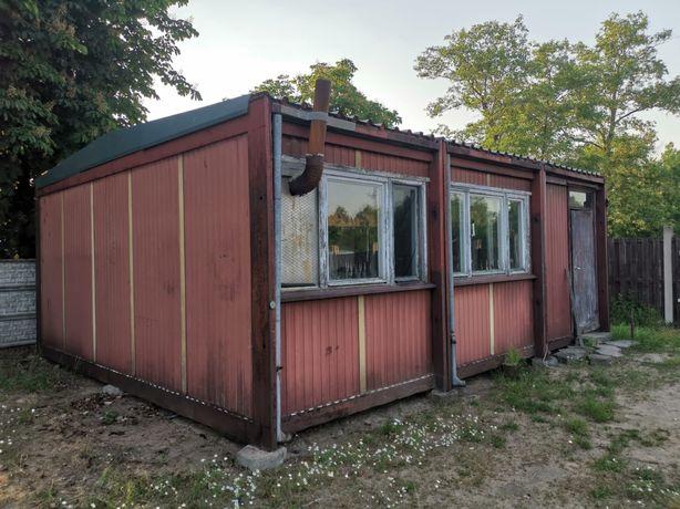 Kontener  budowlany , socjalny 3 sztuki