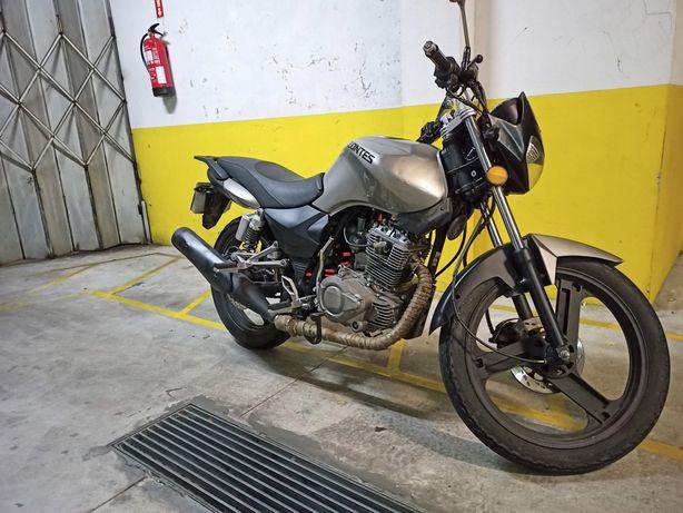 Mota Zontes 125cc