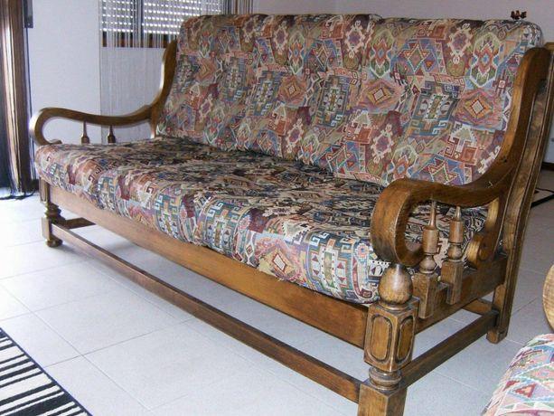 Conjunto sofás