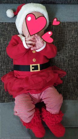 Новогодний костюмчик для девочки