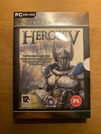 Heroes V Platynowa Kolekcja