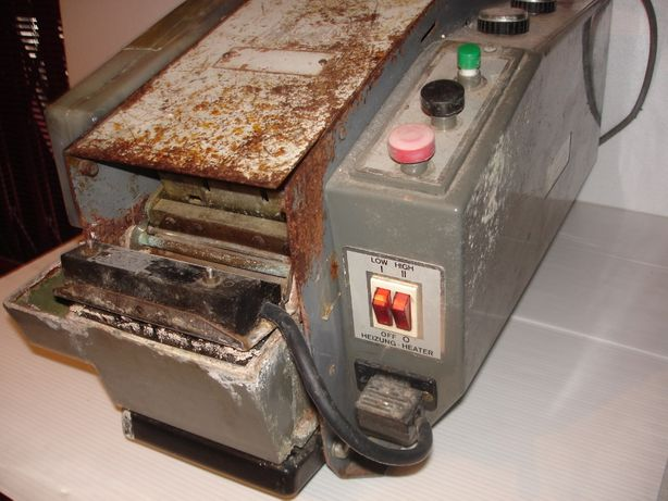 Maquina de cintar