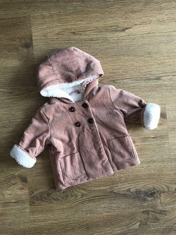 Детское пальто 6м+ manor baby