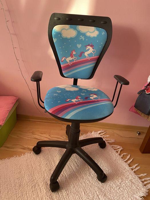 Krzesło dla dziecka Pony Warszawa - image 1