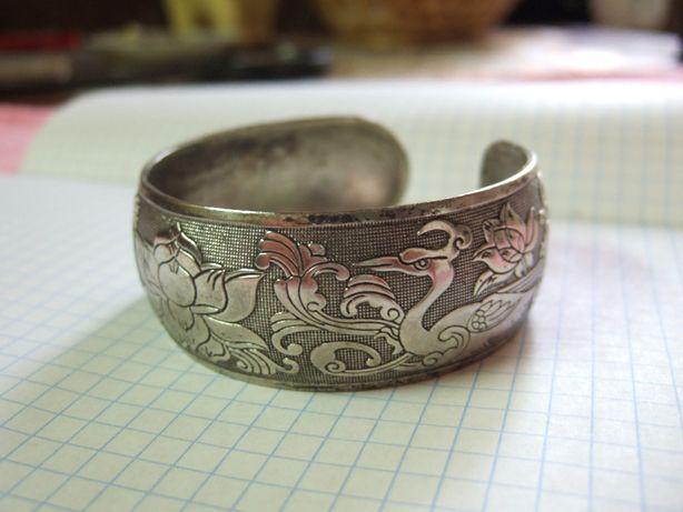 Браслет - Тибетское серебро