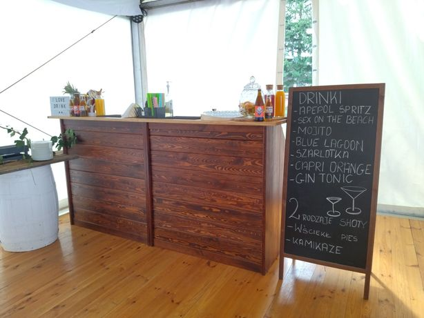 Drink Bar Napis LOVE Gratis