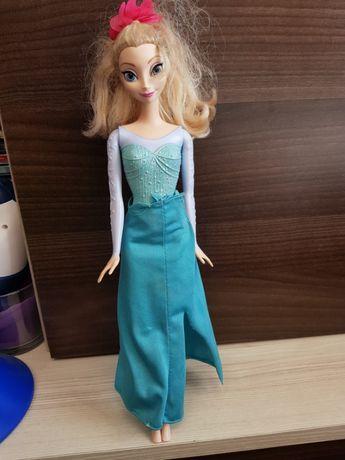 Lalka Disney Elsa Kraina Lodu Forzen ORYGINALNA TANIO Elza z Bajki