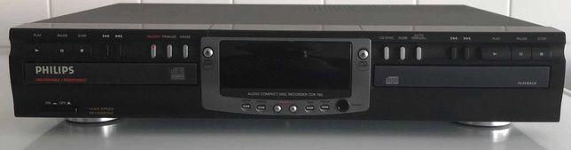 Philips CDR-765/Gravador De Cd Player com Comando