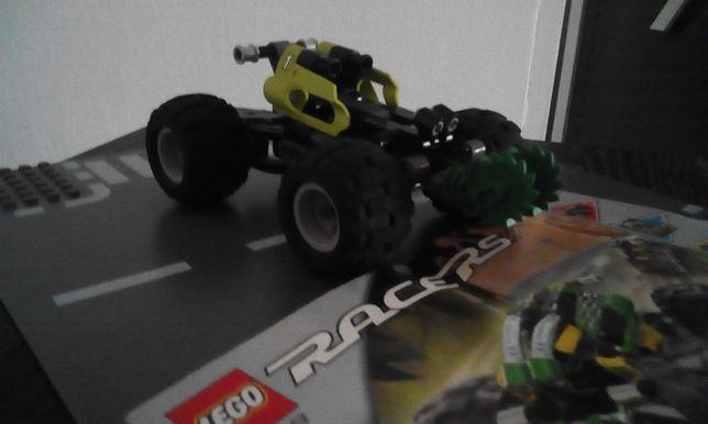 Lego Technic Racers 8469 Unikat klocki na sztuki