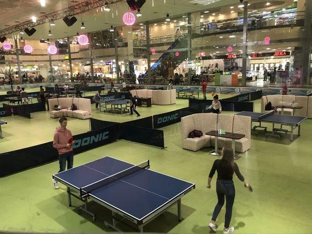 Продам столы для игры в настольный теннис DONIC Waldner Classic 25