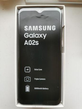 Nowy nieużywany telefon Samsung A02s