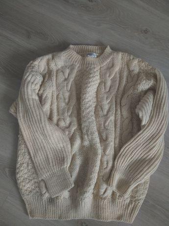 Gruby sweter polecony 36-40