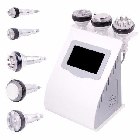 Cavitação Unoisetion + RadioFrequencia Smart 3D + Vacuo +Infravermelho