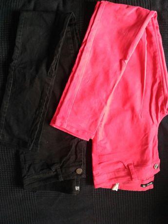 Spodnie materiałowe sinsay L