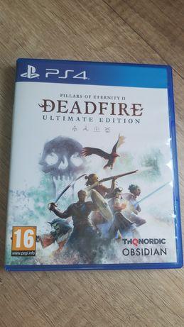 Pillars of Eternity II: Deadfire Ultimate Edition PS4 PL