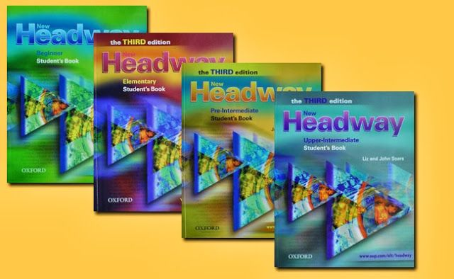 New Headway все уровни, все издания