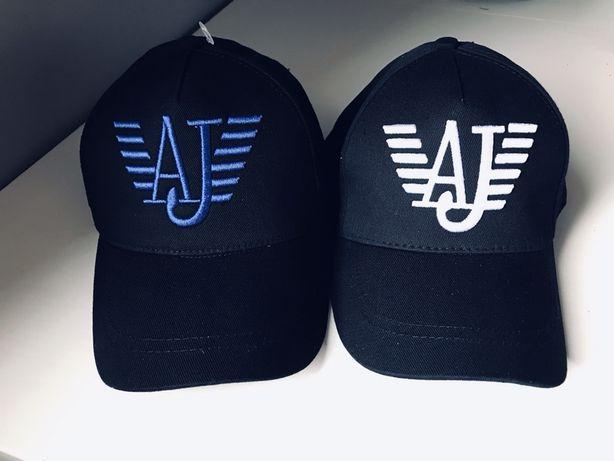 Armani czapka z daszkiem