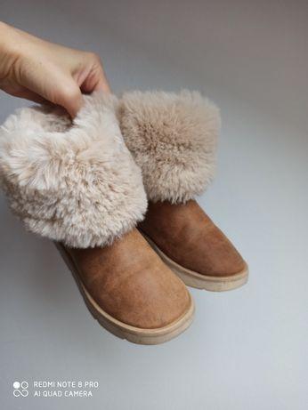 Śniegowce Zara r. 27