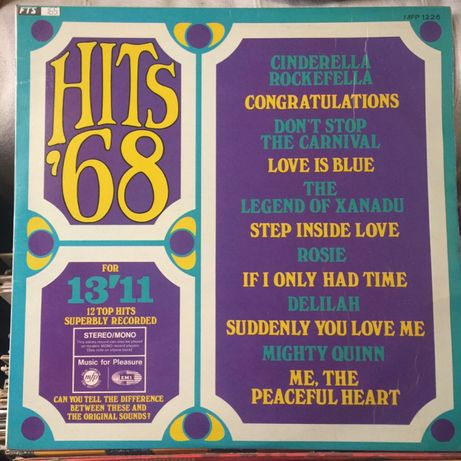 Vinil Hits 68