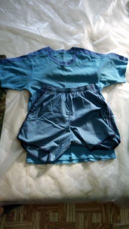 Komplet koszulka i spodenki