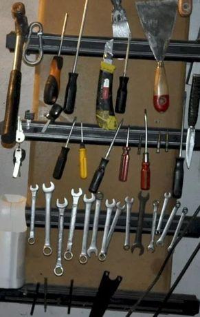 НАБОР 5 шт ! - держатель магнитный для инструментов ножей и прочего