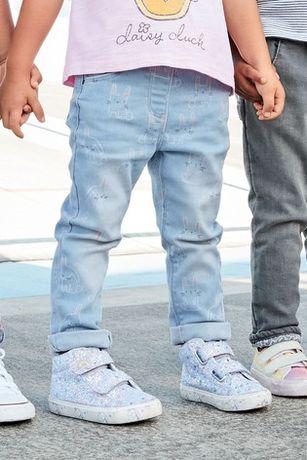 Spodnie NEXT jeans 12-18 m 86 cm nowe