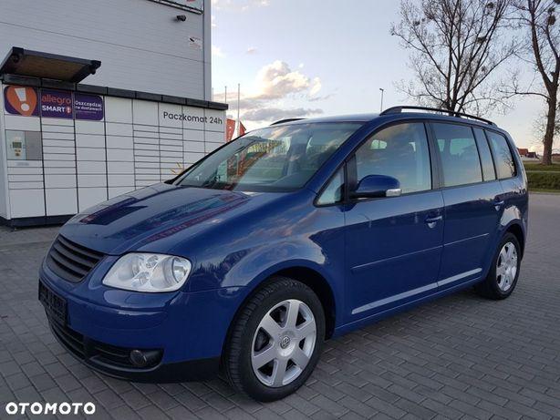 Volkswagen Touran 1,9Tdi