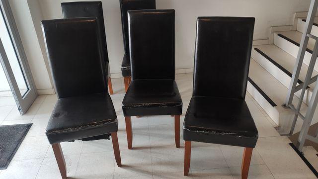 Krzesło Krzesła stabilne klasyczne 6szt. Cena za szt.