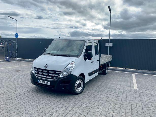 Renault , Master , DUBEL 110kw