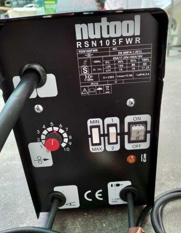Máquina Soldar Nutool MIG