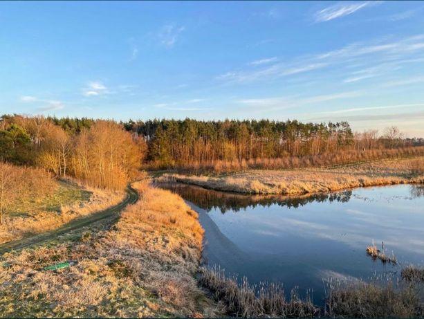 pokoje dom Park Krajobrazowy jezioro ognisko kajaki lowisko