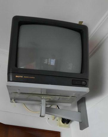 Suporte tv cinza como novo