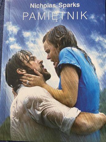 """Ksiażka """"Pamiętnik"""" Nicholas Sparks"""