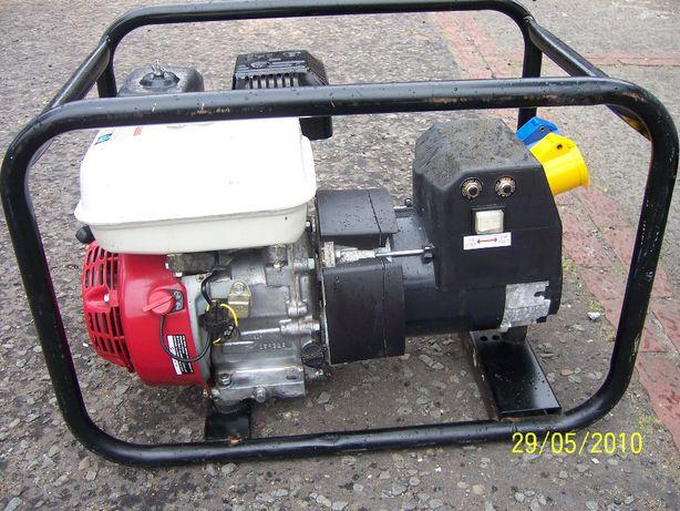 Agregat prądotwórczy Honda GX200 6.5