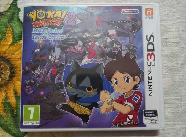 Yo-Kai Watch 2 Psychic Specters | Nintendo 3DS | Completo