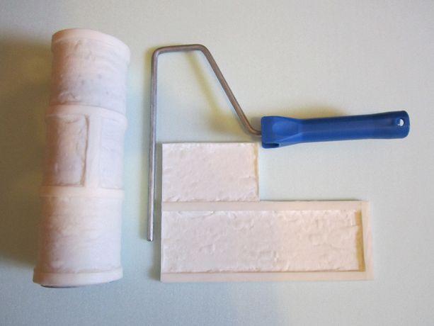 Wałek do wyciskania starej cegły